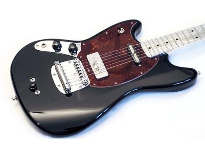 Deimel Guitarworks Klaxon 1 (custom Made For Simon Taylor Davies / Aluminium Neck) 2008 Black / Aluminium