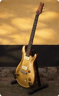 Prs Mccarty 2001 Gold