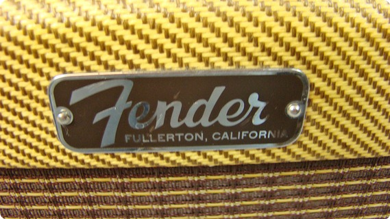 Fender Pre Cbs Champ 5f1 1962 Original Tweed