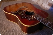 Gibson Hummingbird 1966 Cherry Sunburst
