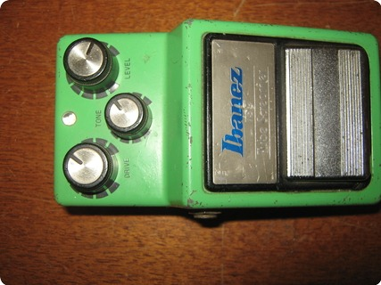 Ibanez Ts9 1983 Green