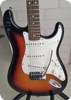 Fender Custom Shop Stratocaster Deluxe 2011 Sunburst
