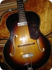 Gretsch New Yorker 1956 Sunburst
