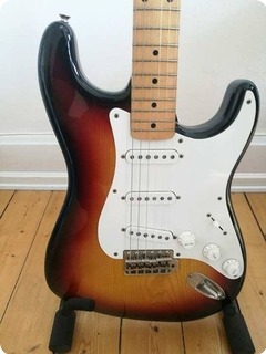 Greco Spacey Sound 1981 Sunburst