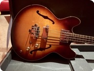 Gibson EB 2 1965 Sunburst
