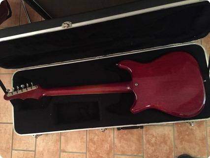 Epiphone / Gibson Crestwood Custom  1964 Cherry