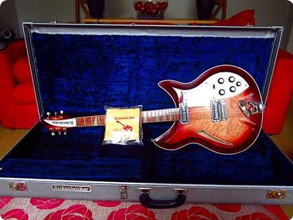 Rickenbacker 381 V69 1992