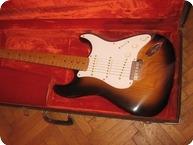 Fender Stratocaster 1982 2 Color Burst