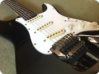 Fender Stratocaster Contemporary E series 1984 Black