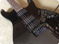 LTD By ESP KH 602 Kirk Hammett Signature 2007 Black