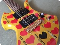 Burny MG JR Hide Model HY Heart Yellow
