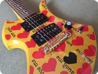 Burny MG JR Hide Model HY Heart Yellow