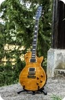 The Heritage Gary Moore Signature Les Paul Lp 1990 Amber Burst
