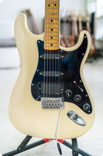 Fender Stratocaster With Hss Emgs 1974
