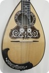 Christos Spourdalakis Mandolin Indian Rosewood 2015 Natural