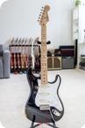 Fender-USA-American-Artist-Eric-Clapton-Signature-Stratocaster-Blackie-Relic-2007