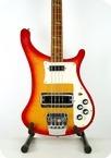 Hondo II 4001 1977 Fireglow