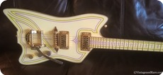 Gretsch Billy Bo G6199 Bigsby Ex Billy Gibbons White