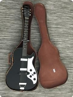 Silvertone / Harmony Silvertone 1420 / Harmony H46 Stratotone 1962 Black