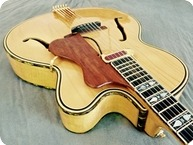 Hofner 470 E1 Akustik 1968 Natural
