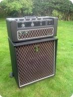 Vox Dynamic Bass 1966 Black