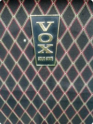 Vox Dynamic Bass 1966 Black