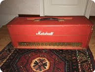 Marshall 1968 Super PA 1968 Red