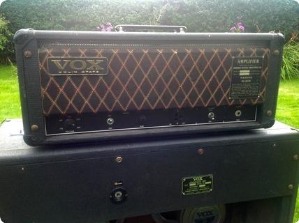 Vox / Jmi Defiant 1966 Black