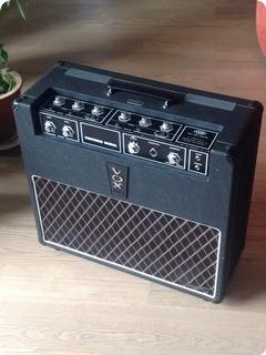Vox / Jmi Virtuoso 1966 Black
