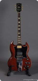 Gibson Sg 1969 Walnut