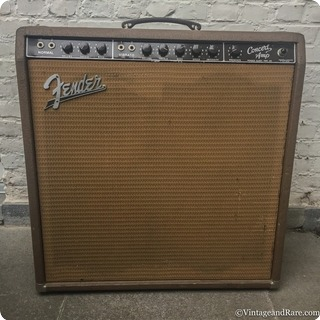 Fender Concert Amp 1962 220v Export Version