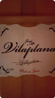 Alhambra Vilaplana Flamenca 2013 Cypress