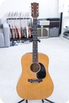 Gibson BluRidge Acoustic Guitar 1969
