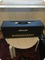 Marshall JMP Super Bsss 1967 Black On Green
