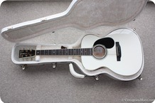 Martin Limited Edition 000 ECHF Eric Clapton Bellezza Bianca 2006 White