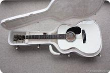 Martin Limited Edition 000 ECHF Eric Clapton Bellezza Bianca 2006 White