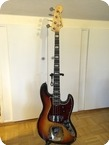 Fender Jazz Bass 1969 Sunburst