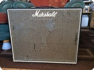 Marshall Lead Bass Combo 1974 Black Tolex