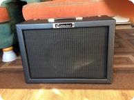 Alessandro High End Products Comins Jazz Amp 2006 Black Tolex