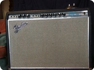 Fender Vibrolux Reverb Drip Edge 1969 BlackSilver