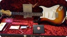 Fender Custom Shop Postmodern Stratocaster 2016 3 Tone Sunburst