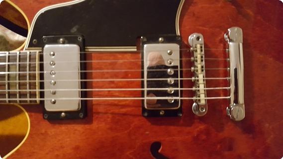 Gibson Es 335 1966 Cherry Red