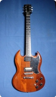 Gibson Firebrand Deluxe 1982 Natural