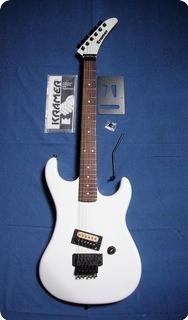 Kramer Baretta 1984 White