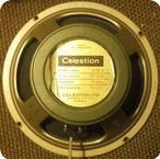 Celestion Pre Rola T1217 G12H Greenback 75hz 16ohm 1970