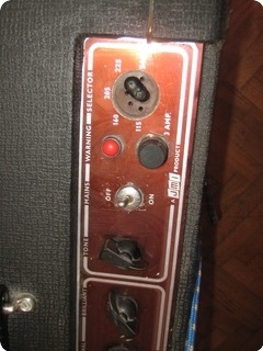 Vox Ac 30 1963 Black