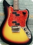 Fender Fender XII 1966 Three Tone Sunburst