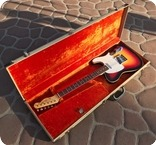 Fender Custom Telecaster 1963 Sunburst