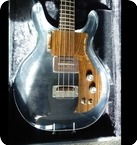 Ampeg-Dan Armstrong 4 String-1970-Lucite/Clear