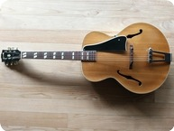 Gibson L4n 1949 Natural